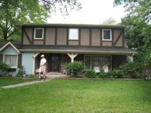Exterior Painting - Libertyville IL
